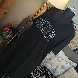 Star Wars women's plus size t-shirt